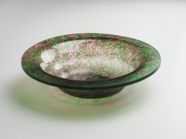 フルーツボウル-CL(赤×深緑)fb-cl-7
