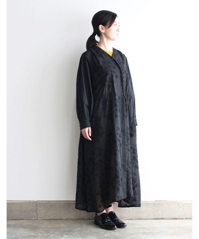 【予約商品】フェンネル刺繍ドレスコート