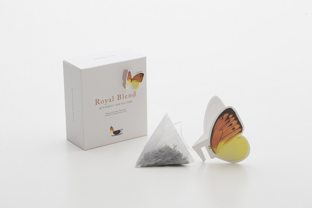 BUTTERFLY TEA  royal blend