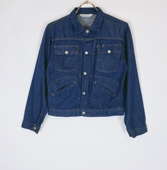 "◼︎60s vintage ""TOWN CRAFT"" boys denim jacket from U.S.A.◼︎"