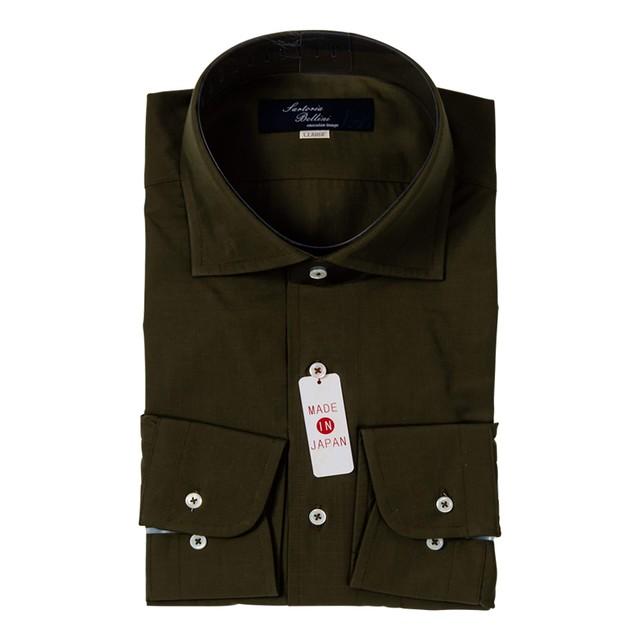ドレスシャツ 国産シャツ 日本製 高品質