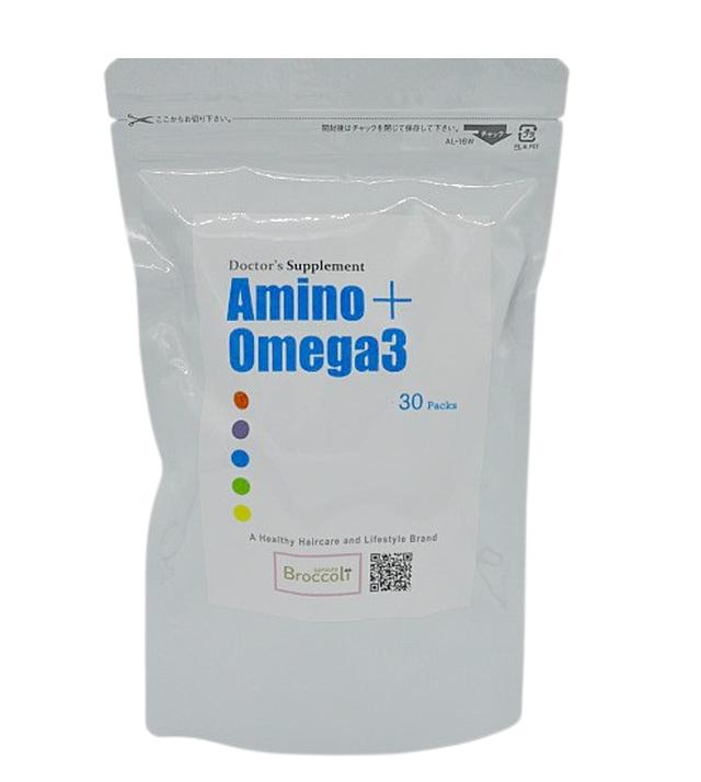 【5月中旬入荷予定】アミノ+オメガ3