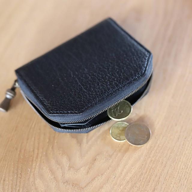 POSTALCO Kettle Zipper Wallet Thin