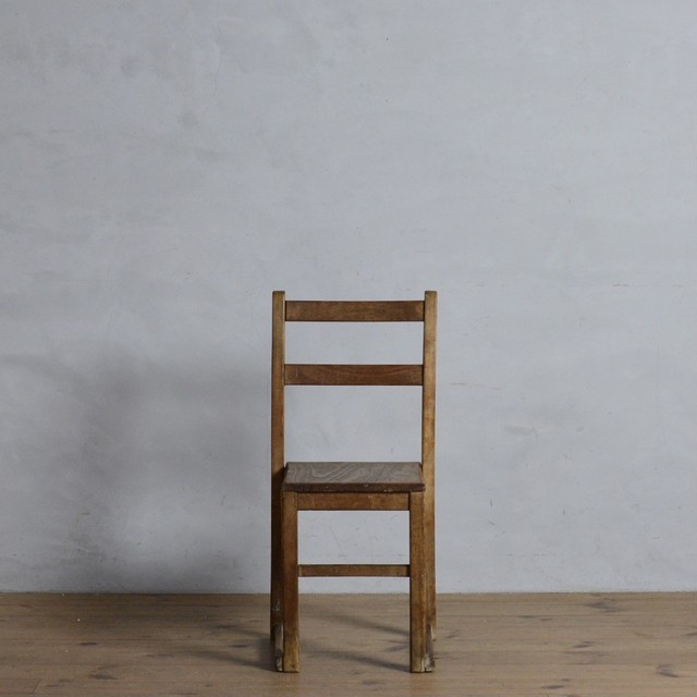 Kids Chair / キッズ チェア〈スクールチェア・椅子・子供椅子〉 112198