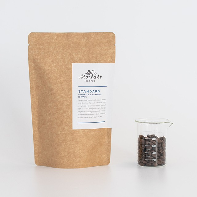 Mo:take COFFEE STANDARD (200g)