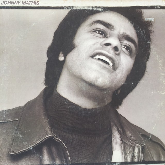 Johnny Mathis ‎– Mathis Is...