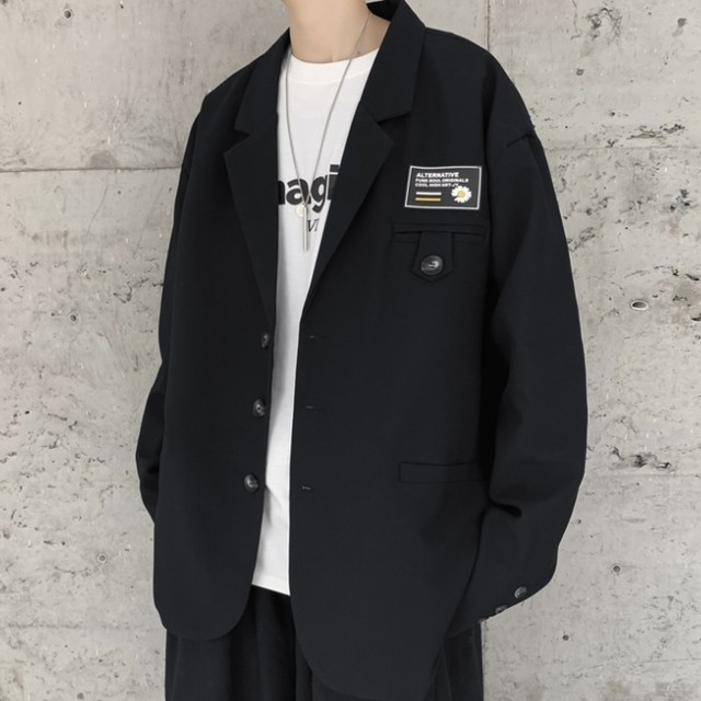 front tagged jacket PD2502