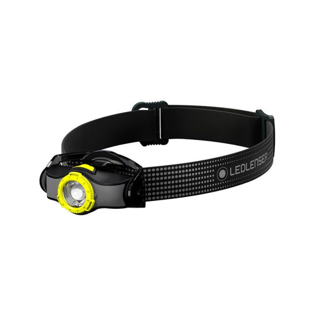 【Ledlenser】 H3 Headlamp(Yellow)
