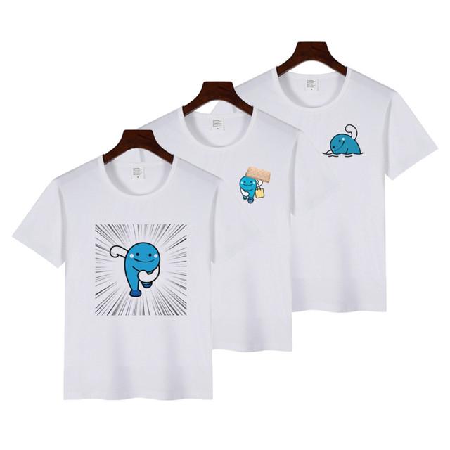 くろしおくんTシャツ (全3種)S~XL