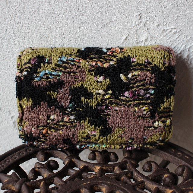 【coohem】card case-camouflage