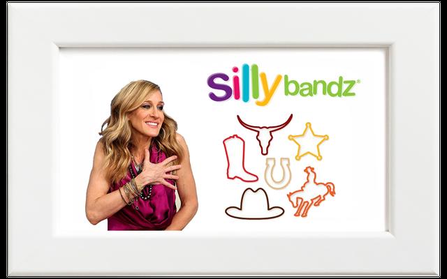 Silly bandz/シリーバンズ ウエスタン