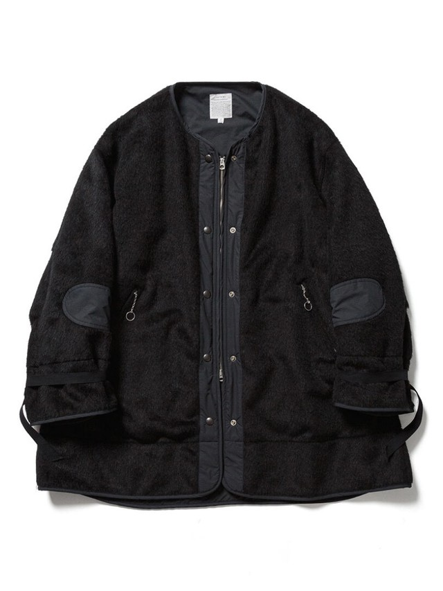 【FILL THE BILL】SHAGGY LINER BIG BLOUSON