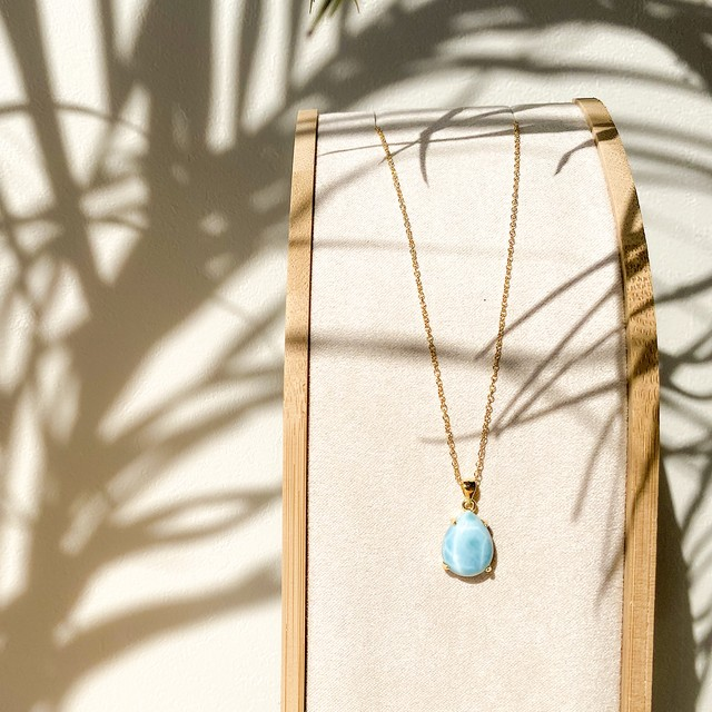 Larimer Drop Necklace