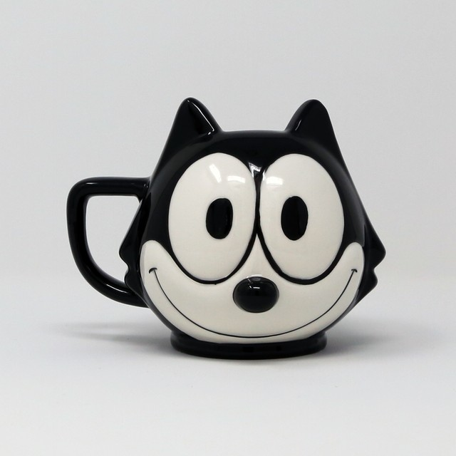 猫マグカップ(フィリックス・ザ・キャット)
