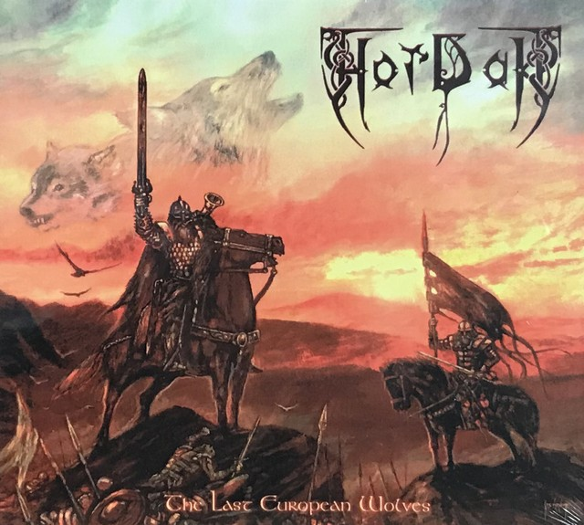 "HORDAK ""The Last European Wolves Digipack"""