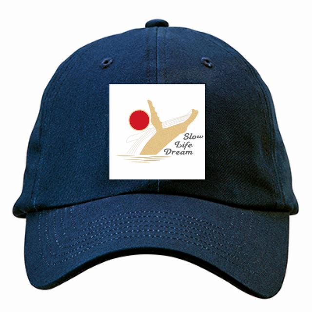 クジラと太陽 オリジナルデザイン・キャップ