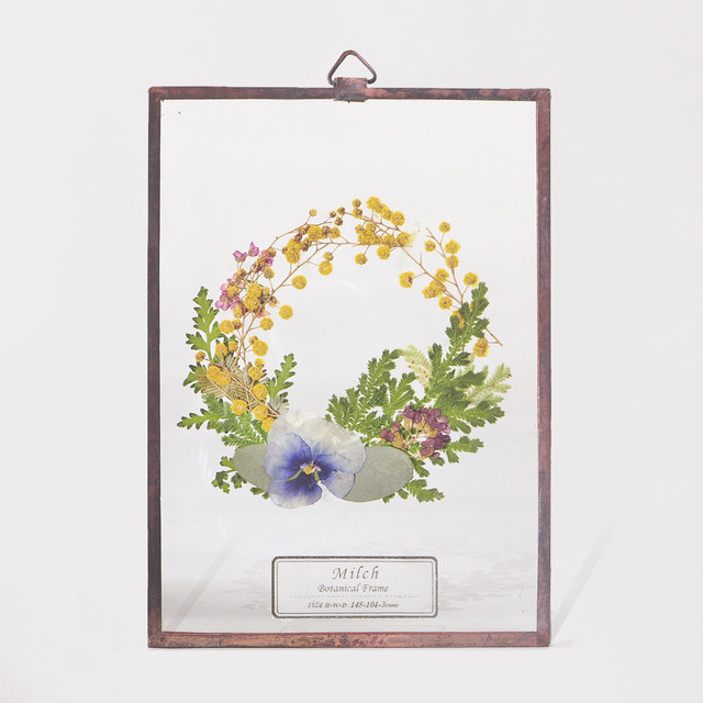 Botanical Frame S030(A_Copper)