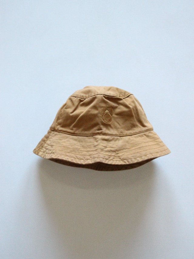 main story Washed Bucket Hat Cinnamon