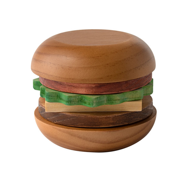 ハンバーガーコースターズ