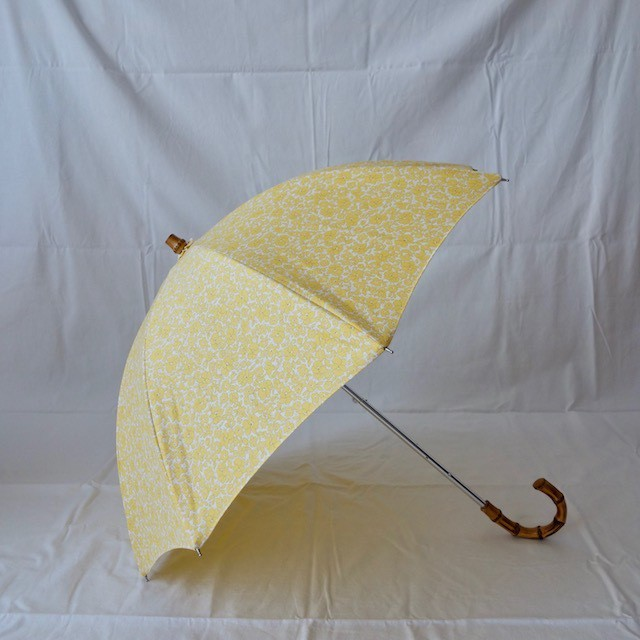 日傘 fairy flower 黄色