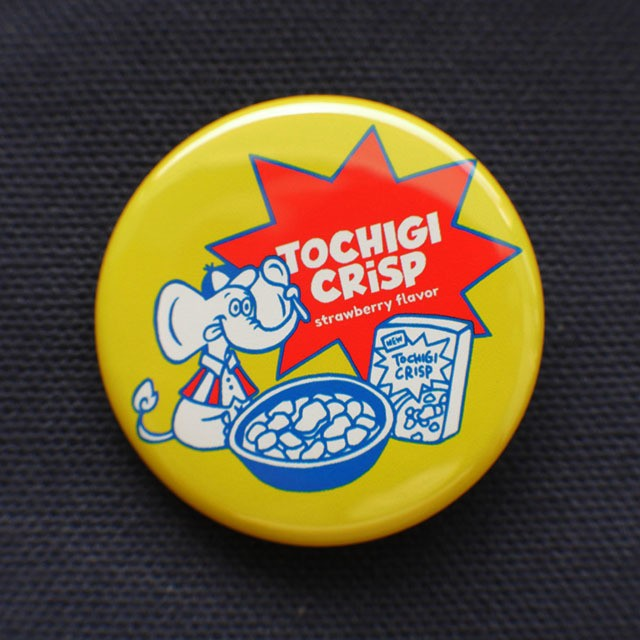 缶バッジ 38mm TOCHIGI CRiSP