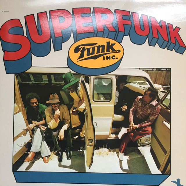 Funk, Inc. ‎– Superfunk