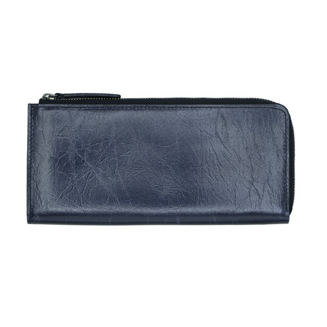 《財布S》TIN BREATH Small purse Midnight black