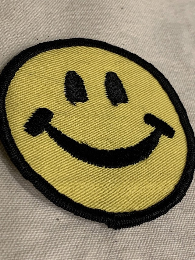 """PATCH  """" SMILE """""""