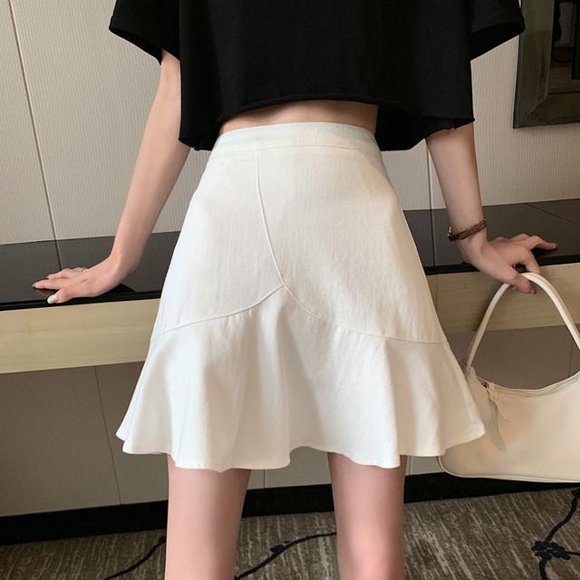 2021SS ハイウエストマーメイドスカート