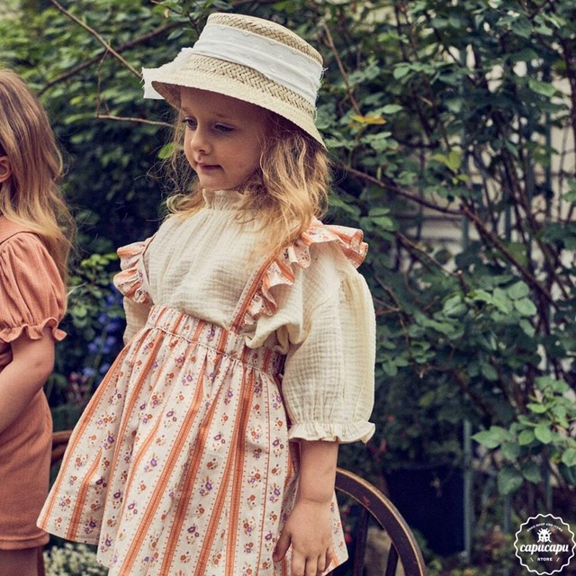 «sold out»«pour enfant» エイリーン スカート Eileen skirt