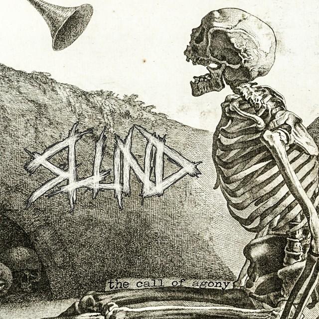 SLUND『The Call Of Agony』CD