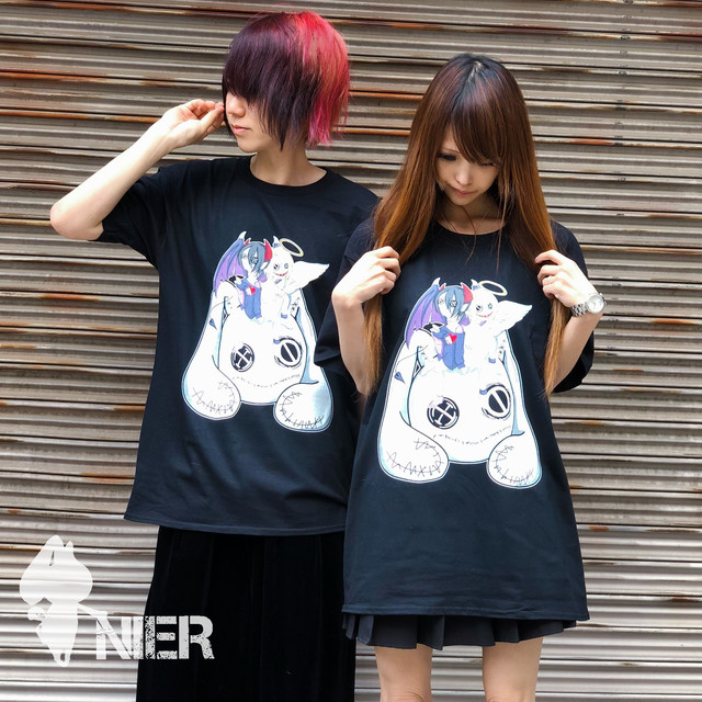 ORIGINAL TEE【Angel or Devil】
