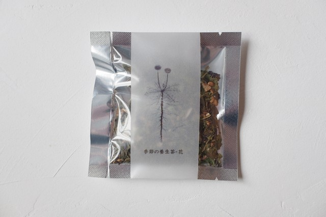 草々 sousou 季節の養生茶 〈 花 〉 10g