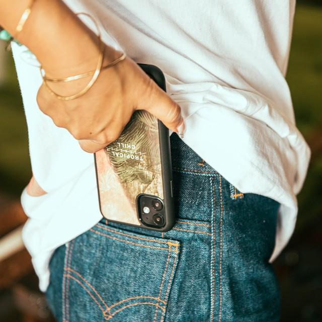 """ウッドiPhoneケース """"PEACE IN HAWAII"""" 【各機種対応】"""
