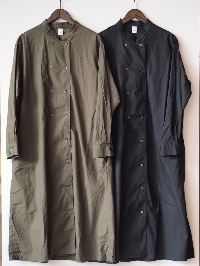 【DIARIES】WASHER BROAD WB COAT DRESS