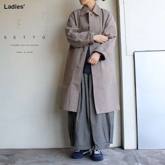 SETTO WASHI COAT ST-SK014 (GRAY)