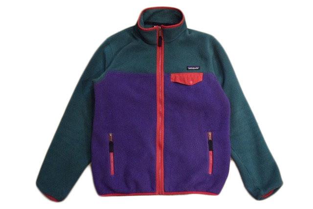 USED  パタゴニア ジップアップスナップTジャケット レディースM