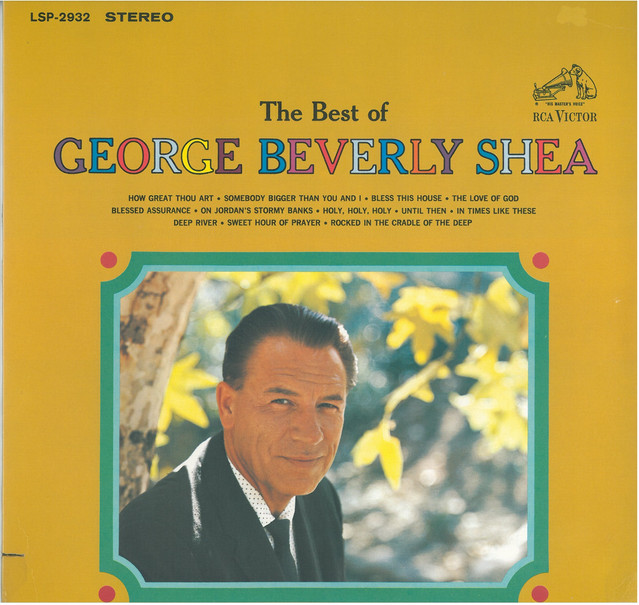 GEORGE BEVERLY SHEA / THE BEST OF GEORGE BEVERLY SHEA (LP) CANADA盤
