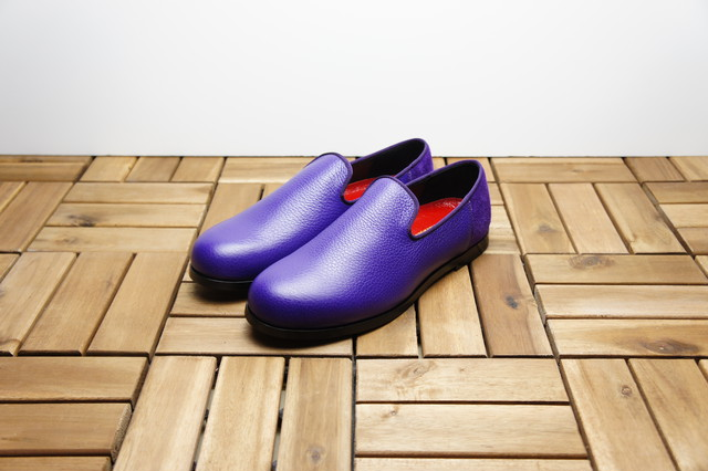 SLIP-ON SHOES (SHRINK)