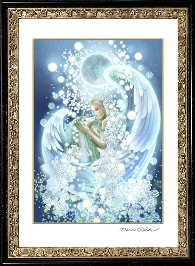 エンジェルプリズムカード・SSサイズ「言霊の天使」
