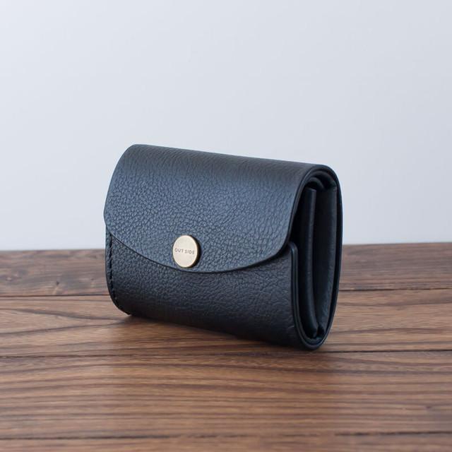 三つ折りピッコロ財布/全5色