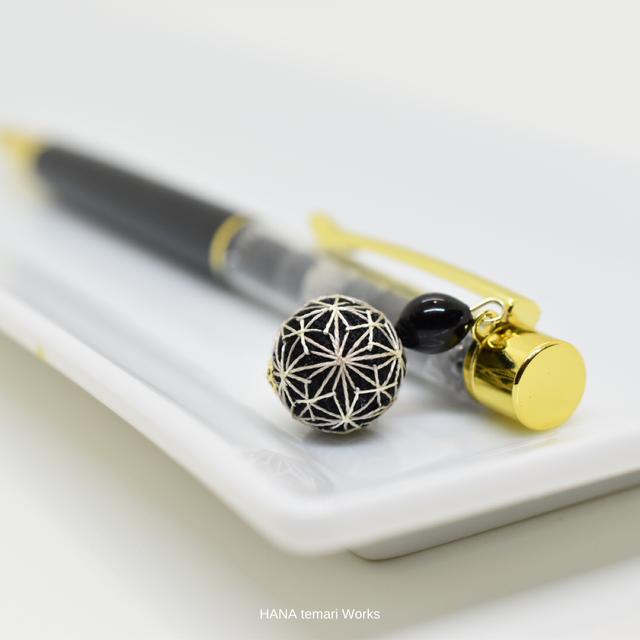 漆黒 テマリウムボールペン