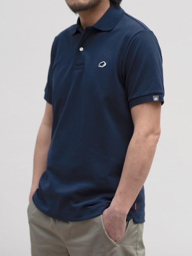 【MAMMUT】MATRIX Polo Shirt Men