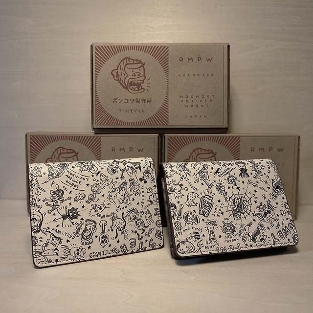 Doodle CARD CASE  (予約商品)