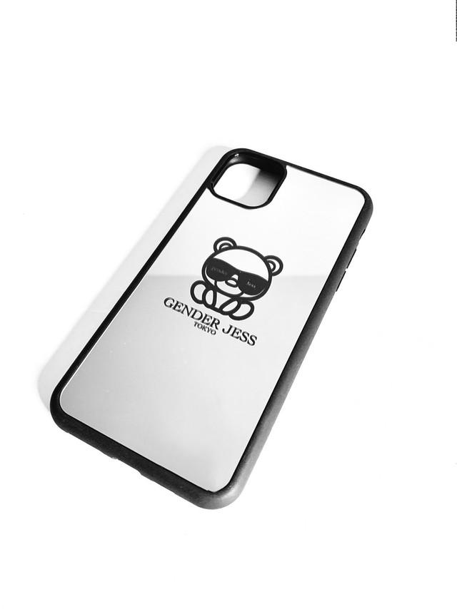 Bear mirror iPhone case