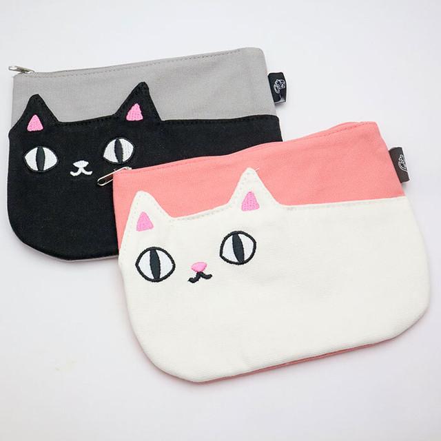 【猫3兄弟】保温保冷ランチ巾着(三匹)【肉球 23045】