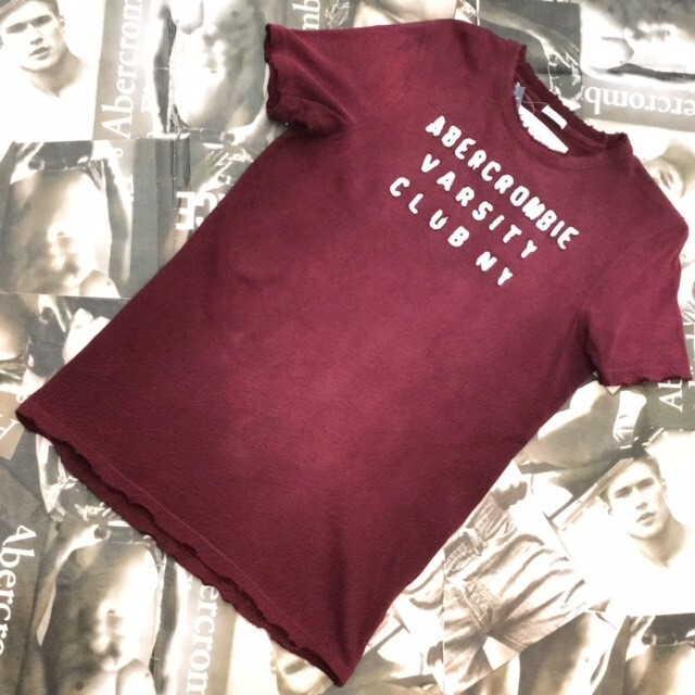 Abercrombie&Fitch MENS Tシャツ Sサイズ