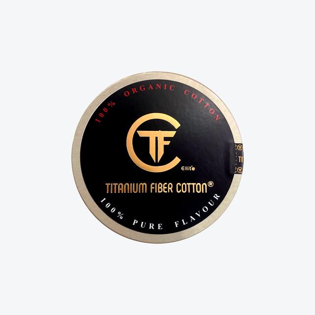 TFC - TITANIUM FIBER COTTON / CAN PACKAGE (LE)