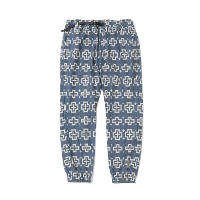 WM × PENDLETON FLEECE JOGGER PANTS - GRAY