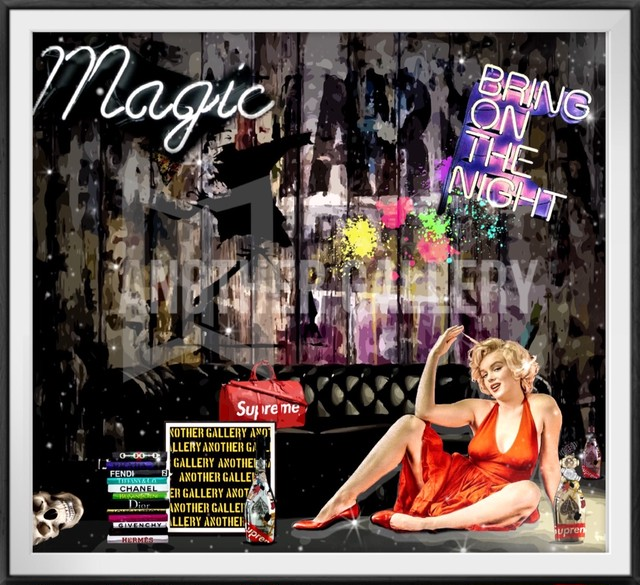 BRING ON THE NIGHT~MAGIC